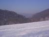Okolie salaša v zime